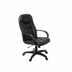 Кресло руководителя Бюрократ CH-848AXSN, кожа