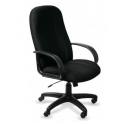 Кресло для персонала Бюрократ T-898AXSN Black
