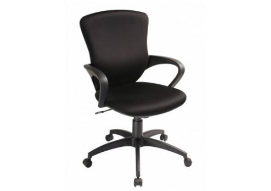 Кресло руководителя Бюрократ CH-818AXSN-Low, низ. спинка