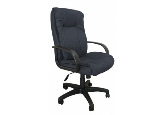 Кресло руководителя Бюрократ CH-838AXSN F1, нубук
