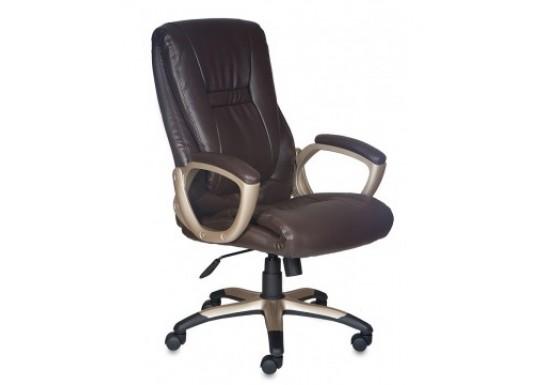 Кресло руководителя Бюрократ CH-875C Mocca