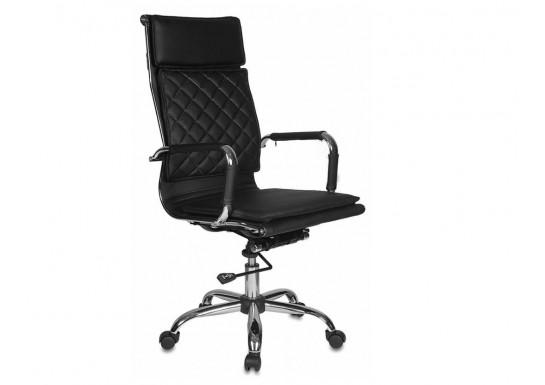 Кресло руководителя Бюрократ CH-991, черный