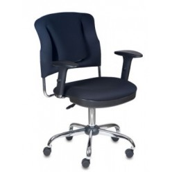 Кресло для персонала Бюрократ Ch-H323AXSN Black