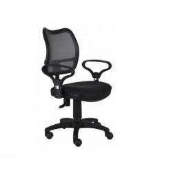 Кресло персонала Бюрократ CH-799AXSN