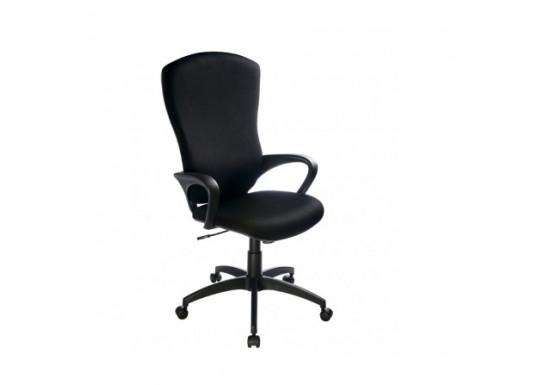 Кресло руководителя Бюрократ CH-818AXSN, черный