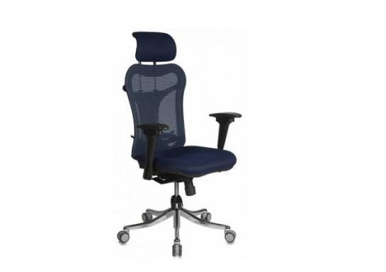 Кресло руководителя Бюрократ CH-999ASX/BL/TW-10N