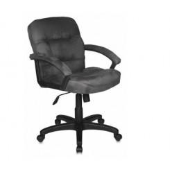 Кресло руководителя Бюрократ T-9908AXSN-Low MF110, бежевый, микрофибра