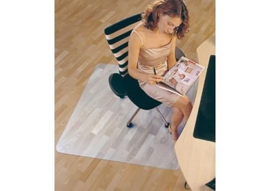 Коврик напольный Floortex 1212119ER для паркета/ламината квадратный 120х120 см поликарбонат