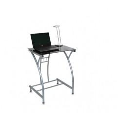 Стол для компьютера Бюрократ GD-002 Black черный