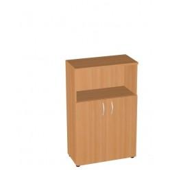 Шкаф средний закрытый 768*385*1177