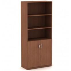 Шкаф высокий полуоткрытый 724*366*1793