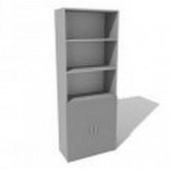 Шкаф для бумаг 800x430x1945 mm