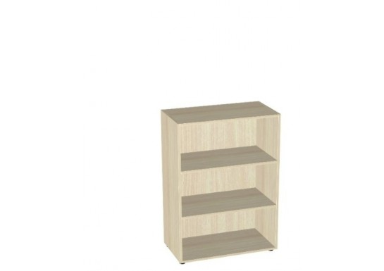Шкаф средний со стеклом 800x450x1177