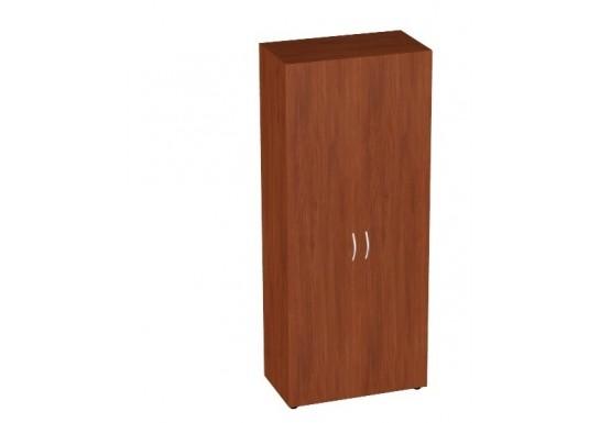 Шкаф книжный закрытый 800x450x1945
