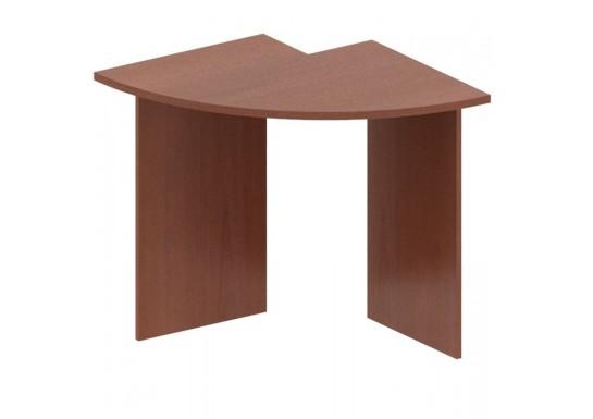 Стол для угловой стойки, цв. венгге, 730x730x750 mm