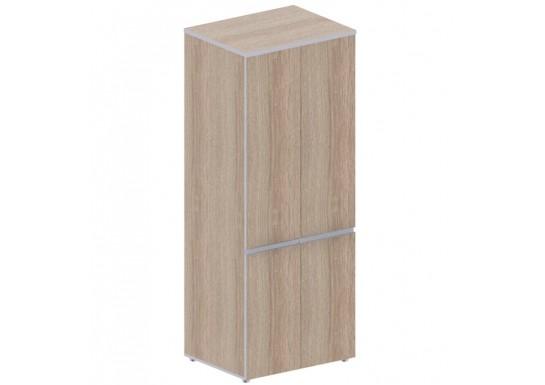 Шкаф для одежды (глубокий) 777x609x1980 mm