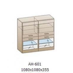 Шкаф 1080х1080х355