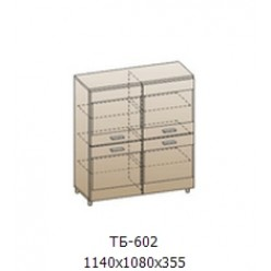 Шкаф 1140х1080х355