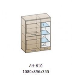 Шкаф 1080х896х355
