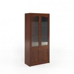Шкаф для бумаг узкий 90*45*200