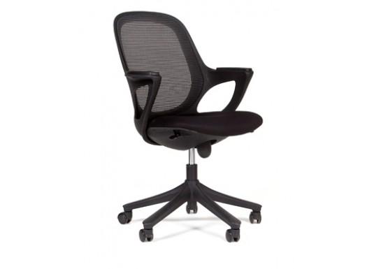 Кресло для оператора Chairman 820 цвета оранжевый серый голубой зеленый