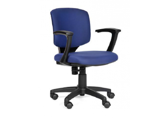 Кресло для оператора  Chairman Dress цвет красный