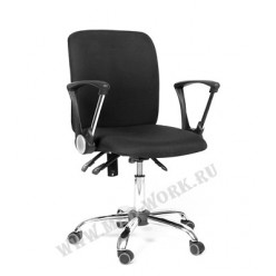 Кресло для персонала Chairman 9801 Хром