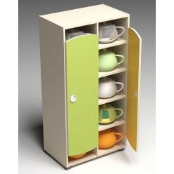 Шкаф для горшков, 10 горшков, 1165х598х351
