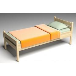Кровать 642х637х1432