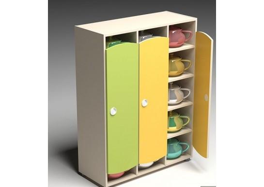 Шкаф для горшков, 15 горшков,1165х889х351