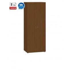 Шкаф для одежды, цв. орех, 1830Х720Х355