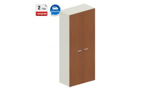 Шкаф для одежды, цв. орех, 1947х442х800 мм