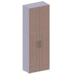 Шкаф для одежды, цв.  дуб онтарио, 2331х442х800