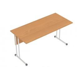 Стол аудиторный 1200х550х580-760