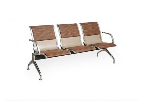 Кресла для вокзалов и аэропортов Флайт плюс 2П