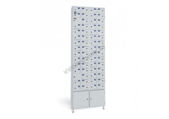 Шкаф абонентский 1830*600*260