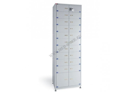 Шкаф депозитный 1870*600*420