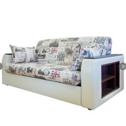 Диван-кровать Кардинал-5 (с полкой)