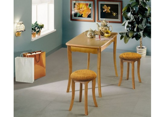 Стол обеденный (нога тюльпан)