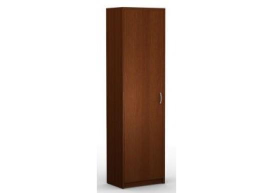 Шкаф узкий высокий закрытый 385*385*1945