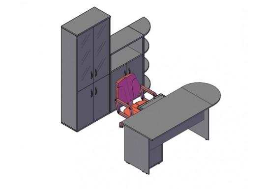 Набор мебели номер три