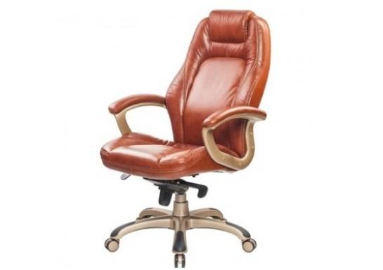 Кресло руководителя EChair CS-630Е кожа