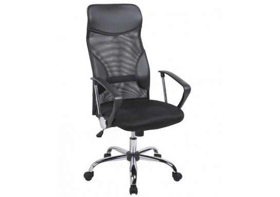Кресло руководителя EСhair-506 TPU net к/з