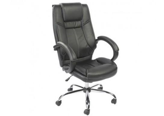 Кресло руководителя EChair-508 TL кожа