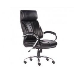 Кресло руководителя EChair-516 RT рецикл.кожа