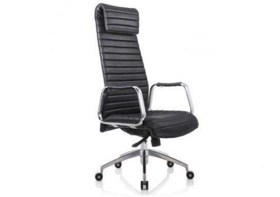Кресло руководителя Echair-528 ML кожа
