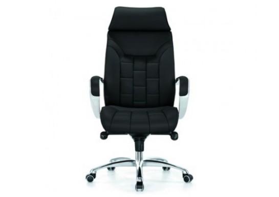 Кресло руководителя Echair-529 ML кожа