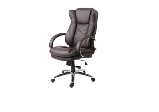 Кресло руководителя Echair-541 TL кожа