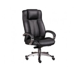 Кресло руководителя EChair-604 ML кожа