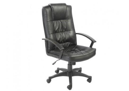 Кресло руководителя EChair-605 TS кожа